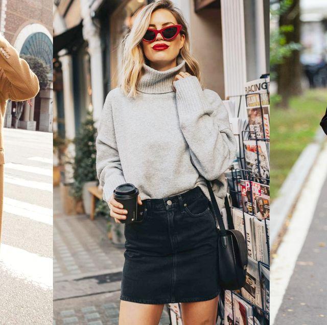 2021秋冬穿搭五大趨勢!不對襯毛衣興起、百褶裙持續燒?本季時尚亮點一次看