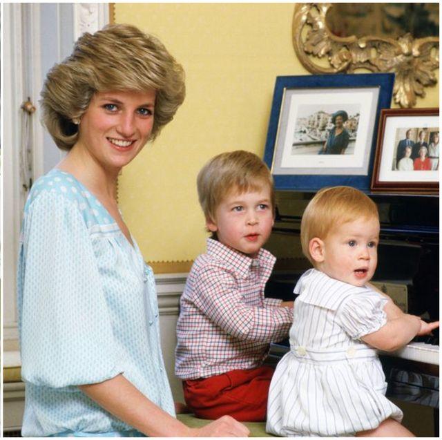 英國王室 童年圖輯