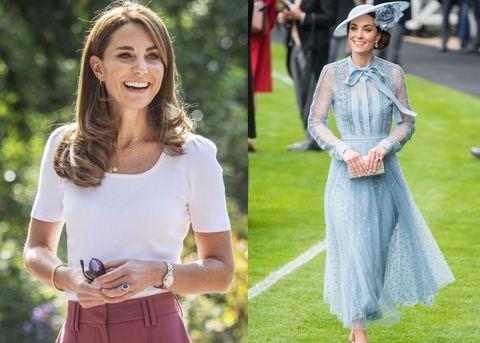 是「她」幫凱特產後瘦身?多放空、喝溫檸檬汁,皇室御用營養師的10招減肥法!