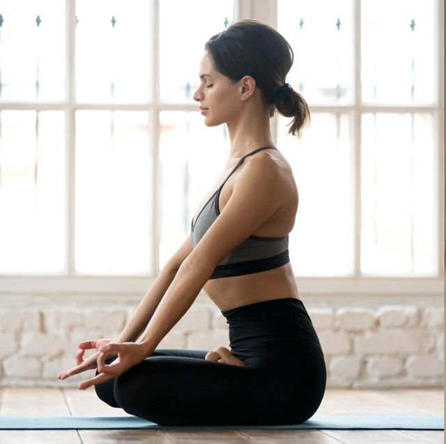 舒緩焦慮呼吸練習
