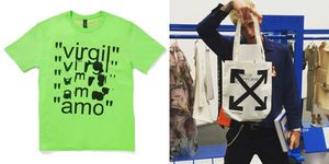 Virgil Abloh藝術展螢光綠周邊商品限量開賣