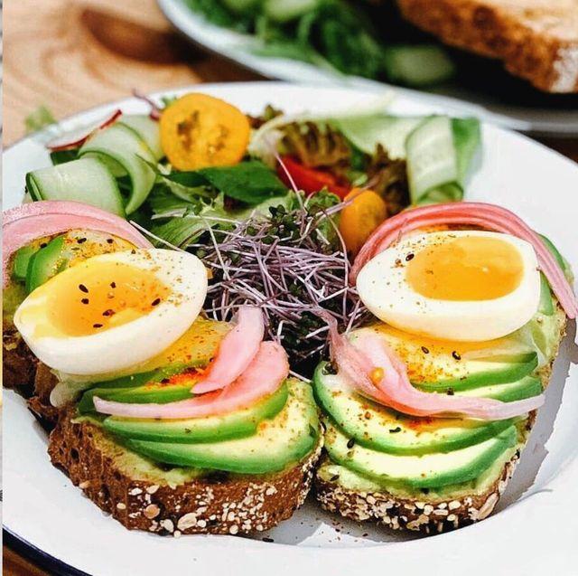 Dish, Food, Cuisine, Ingredient, Meal, Vegan nutrition, Breakfast, Brunch, Lunch, Finger food,