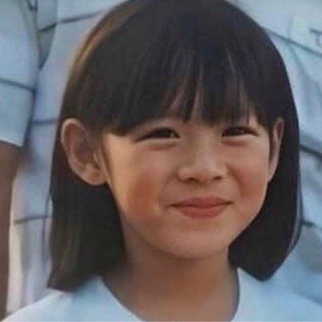 孫藝珍小時候