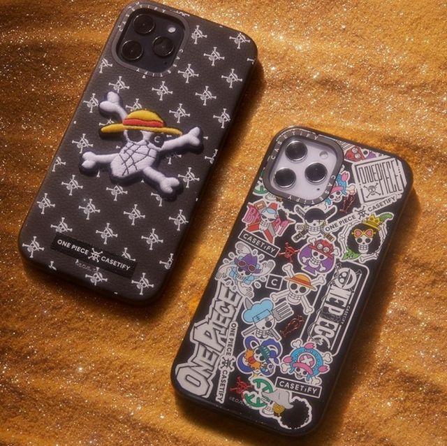 精選20款casetify、海賊王聯名手機周邊