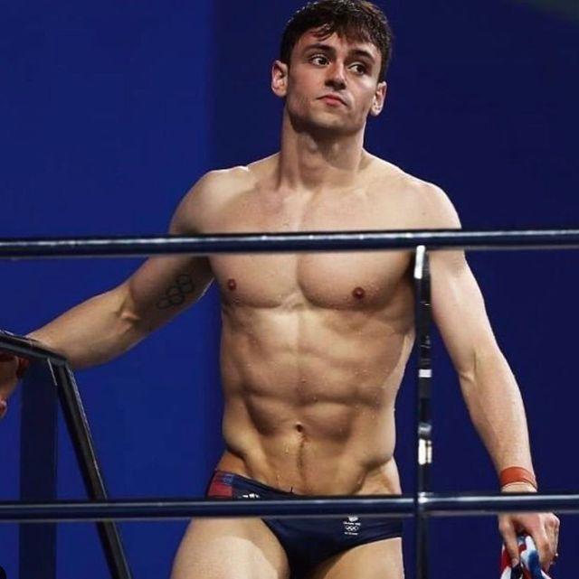 tom daley東京奧運打毛線