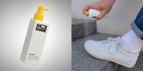 不用再找洗鞋大王!白鞋救星SHOE SHAME 六個洗鞋神器台灣買得到 超簡易使用方法懶人包報給你!