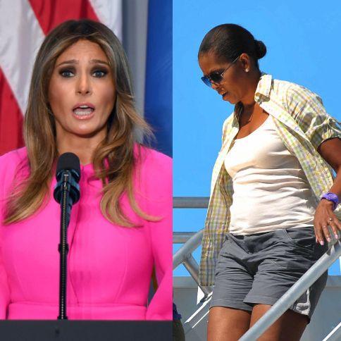 大統領とともにあらゆる言動が注目される、ファーストレディ。歴代ファーストレディはファッションでもメッセージを伝えてきたが、時にそれがうまくいかず、ファッションの選択について批判を受けることも決して少なくなかった模様。そこで今回は世間を騒がせてきたファーストレディのファッションの数々を振り返り!
