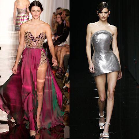 今では有名なスーパーモデルたちにも、初めてのランウェイや、デビュー当時の初々しい時代があったんです。そこで今回は、そんな人気モデルたちの「デビュー当時」と「現在」をご紹介します♡