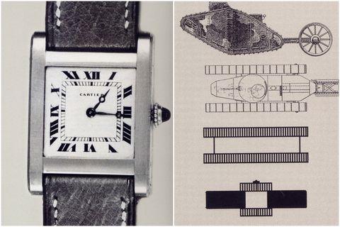 【時尚長知識】cartier tank秀智在《start up》中最愛錶款就是它