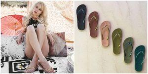 度假, 拖鞋, 人字拖, 涼鞋, 穿搭, Malvados