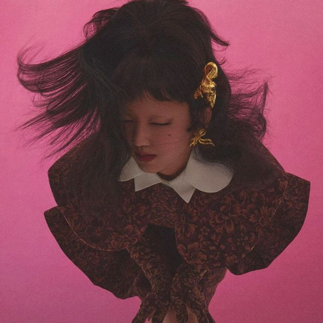叛逆式童貞!遊走於少女與女人之間的時裝品牌─shushu tong