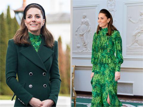 Green, Clothing, Outerwear, Fashion, Jacket, Fashion design, Dress, Overcoat, Coat, Sleeve,