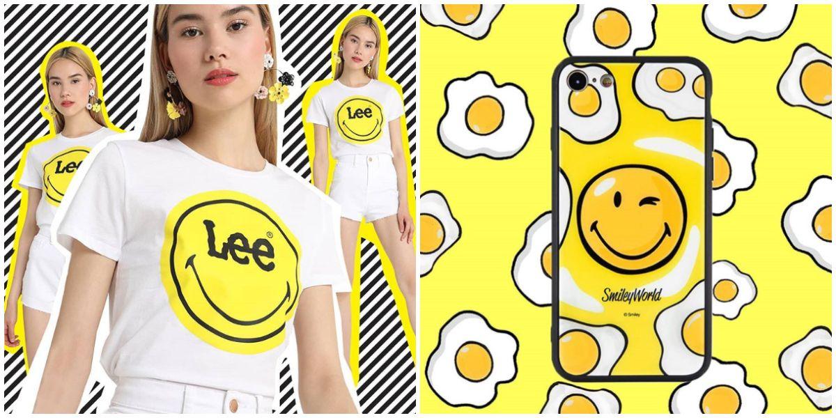 Smiley, 微笑, 黃色微笑, 配件, 英國, 時尚, 經典, 微笑表情