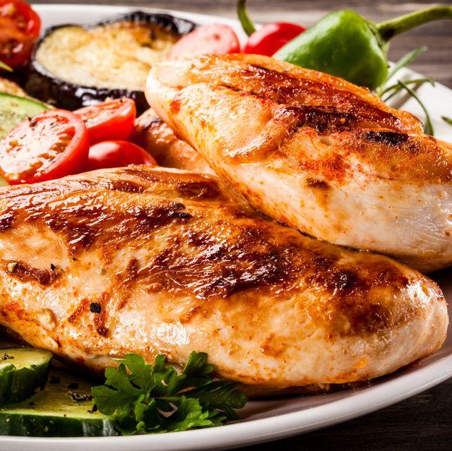 雞胸肉料理