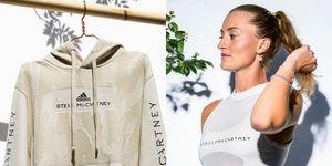 Adidas by Stella McCartney推出百分百可生物分解帽T