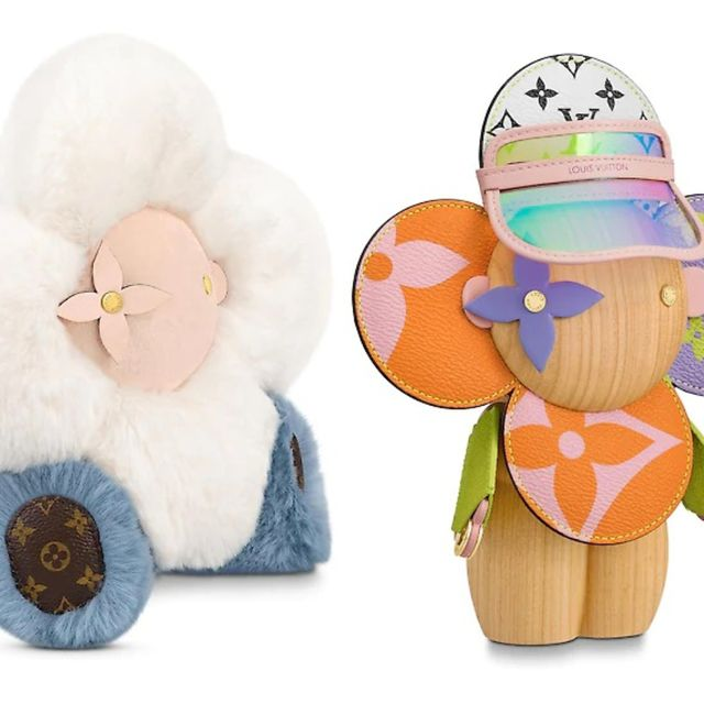 LV竟然有隱藏版絨毛娃娃?認識LV超可愛吉祥物VIVIENNE!只有VIP才懂珍藏的療癒周邊