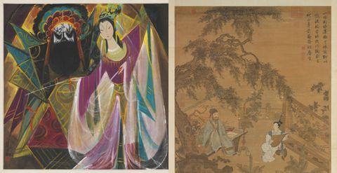 故宮 「她—女性形象與才藝」
