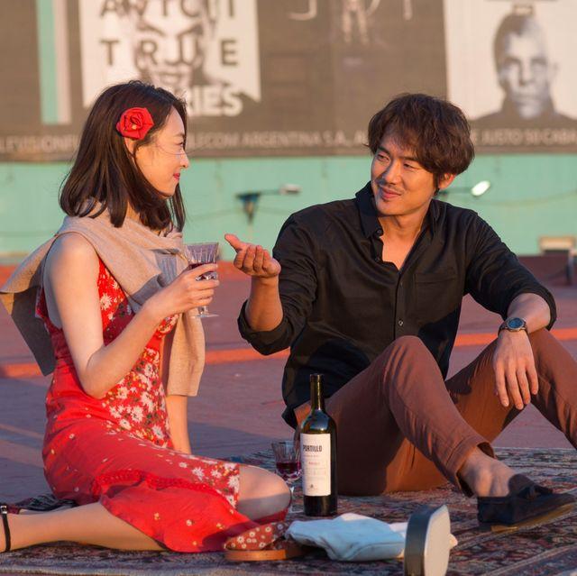 2021韓國愛情電影推薦《今天決定我愛你》「現在的人生低谷,其實如同小睡片刻」
