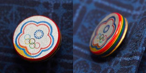 東京奧運中華隊服設計細節