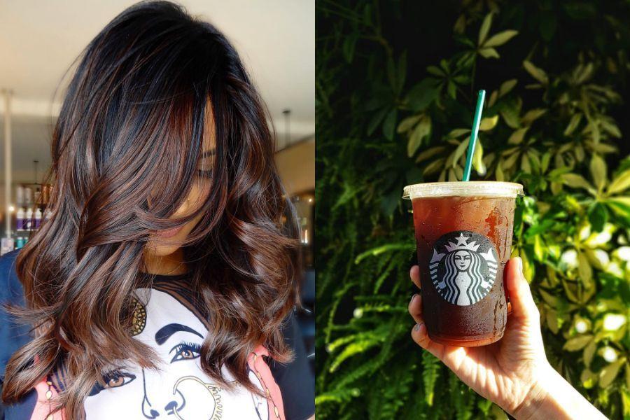 髮型,秋天,歐美挑染,漸層,法式挑染,咖啡.染髮,balayage,hairstyle,beauty