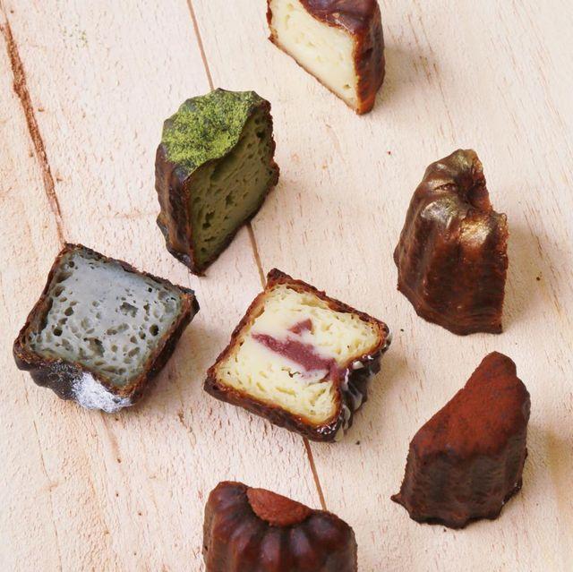 Food, Cuisine, Petit four, Chocolate, Dish, Dominostein, Dessert, Chocolate brownie, Ingredient, Praline,