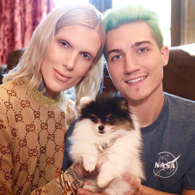 愛情無關性向!當異性戀愛上穿女裝的男人 美妝youtuber jeffree star與前男友「超越性別」的戀愛故事