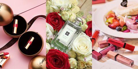 Red, Beauty, Flower, Rose, Wedding favors, Material property, Plant, Flower Arranging, Garden roses, Petal,