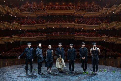 Stage, heater, Performance, Sport venue, Performing arts, Event, Theatre, Auditorium, Arena, Musical theatre,