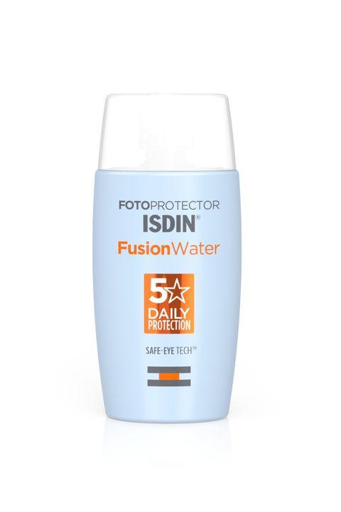Fotoprotector FusionWater de ISDIN para nieve
