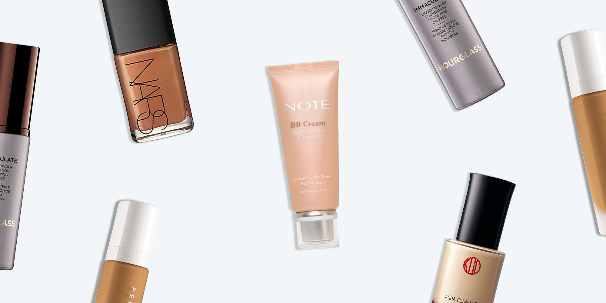 The 10 Best Foundations According to ELLE.com Editors