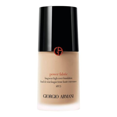 giorgio armani beauty foundation full coverage power fabric longwear high cover foundation spf 25