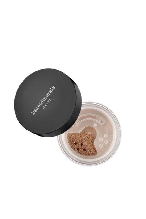 Cosmetics, Beige, Face powder, Eye, Powder, Eye shadow, Mineral, Cuisine, Food,