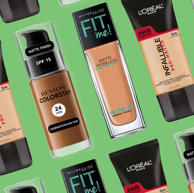 10 Best Drugstore Foundations for Oily Skin 2020