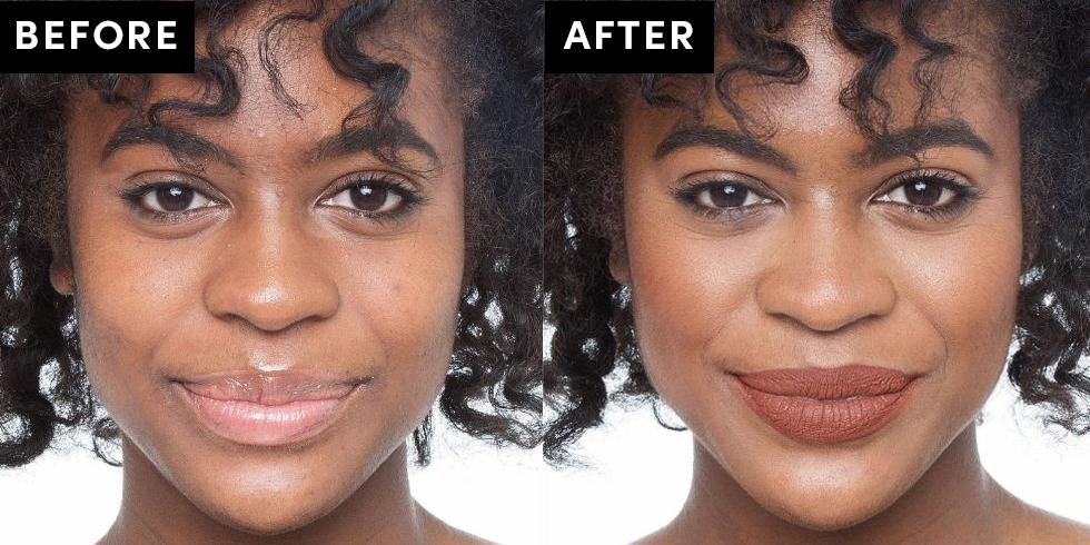Correcting video facial tones