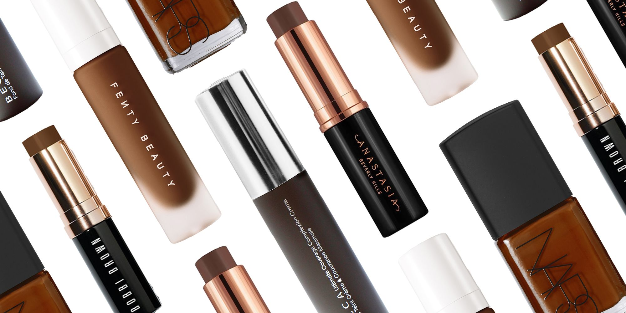 13 Foundations That Look Epic On Darker Skin Tones