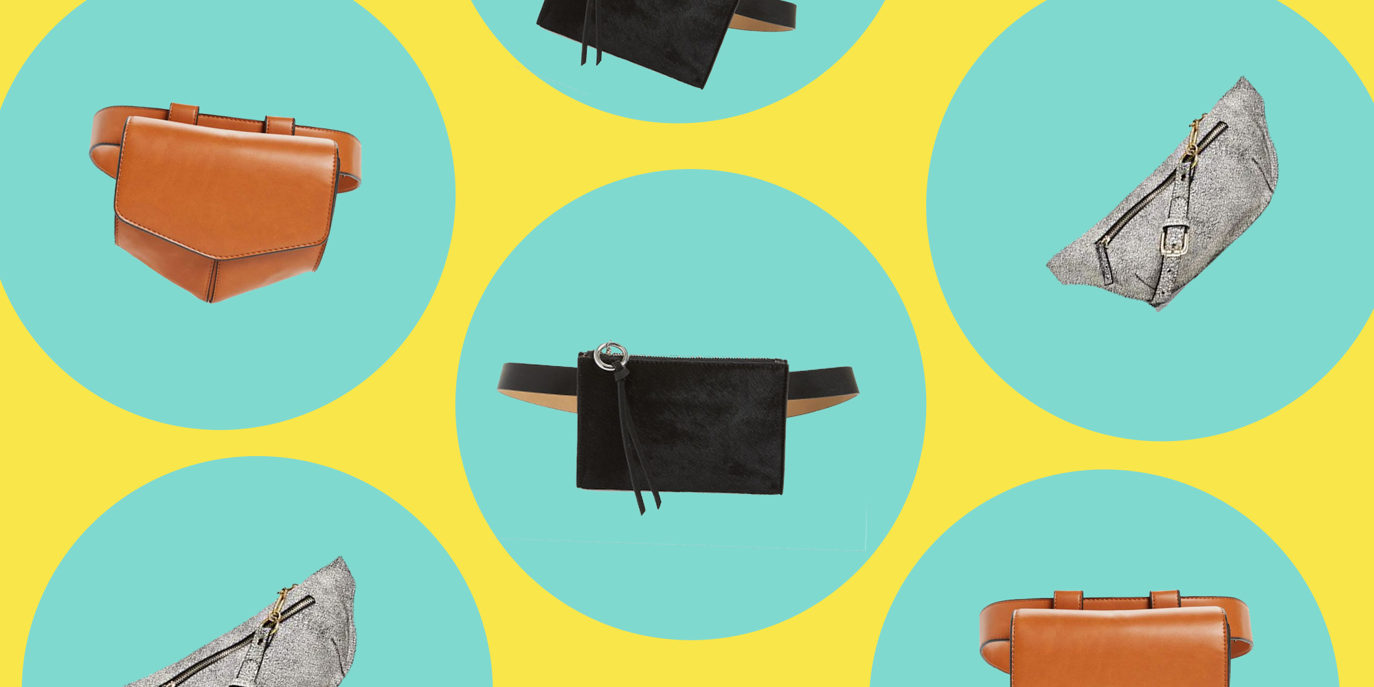 13 Cute Fanny Packs Perfect for Your Next Vacation