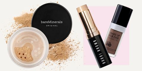 25 Best Foundations for Acne-Prone Skin - Foundation Makeup That Can Conceal Acne