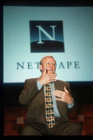 Fundador de Netscape Jim Clark