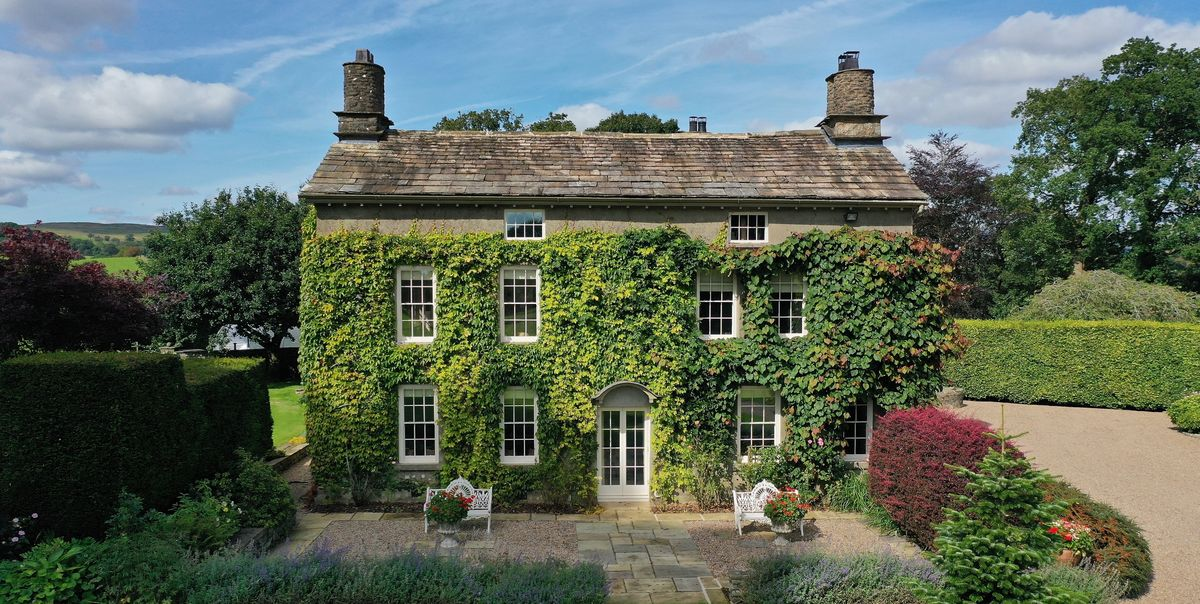 Grand Grade II listed farmhouse in the heart of Cumbria for sale