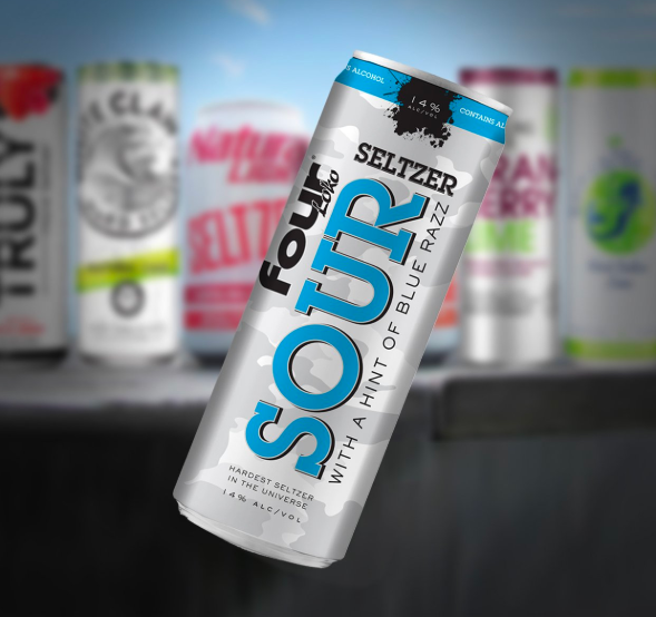 That 14% Four Loko Seltzer Has More Calories Than You Think