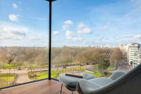 london hotels with a view