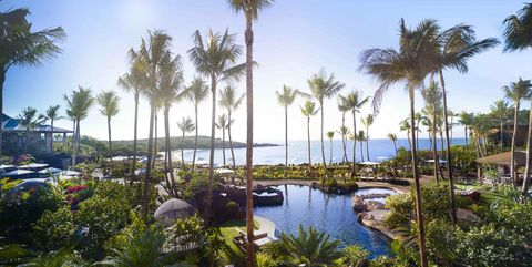 Four Seasons Lanai Hawaii