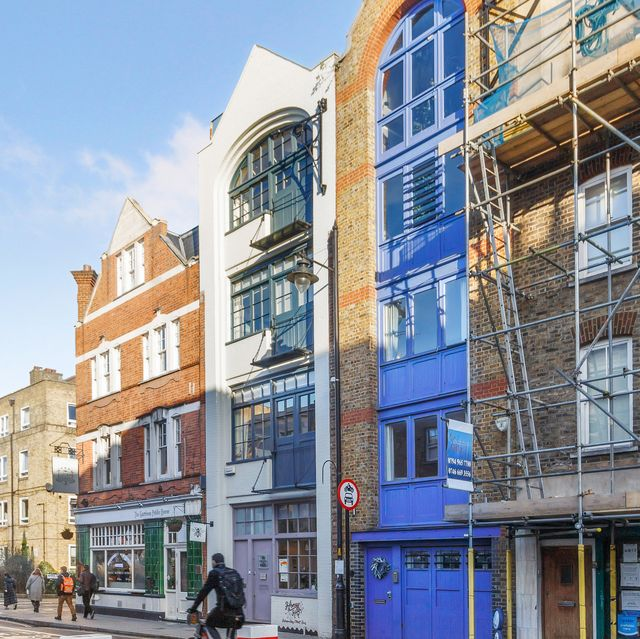 characterful warehouse conversion for sale in bermondsey, london