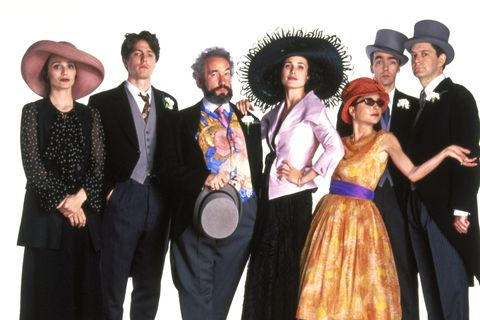 Four Weddings and a Funeral (1994) - Full Cast & Crew - IMDb