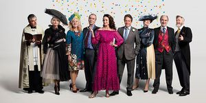 Four Weddings and a Funeral sequel confirmed for Comic Relief first photo
