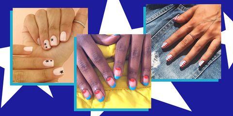 4th of July manicure ideas