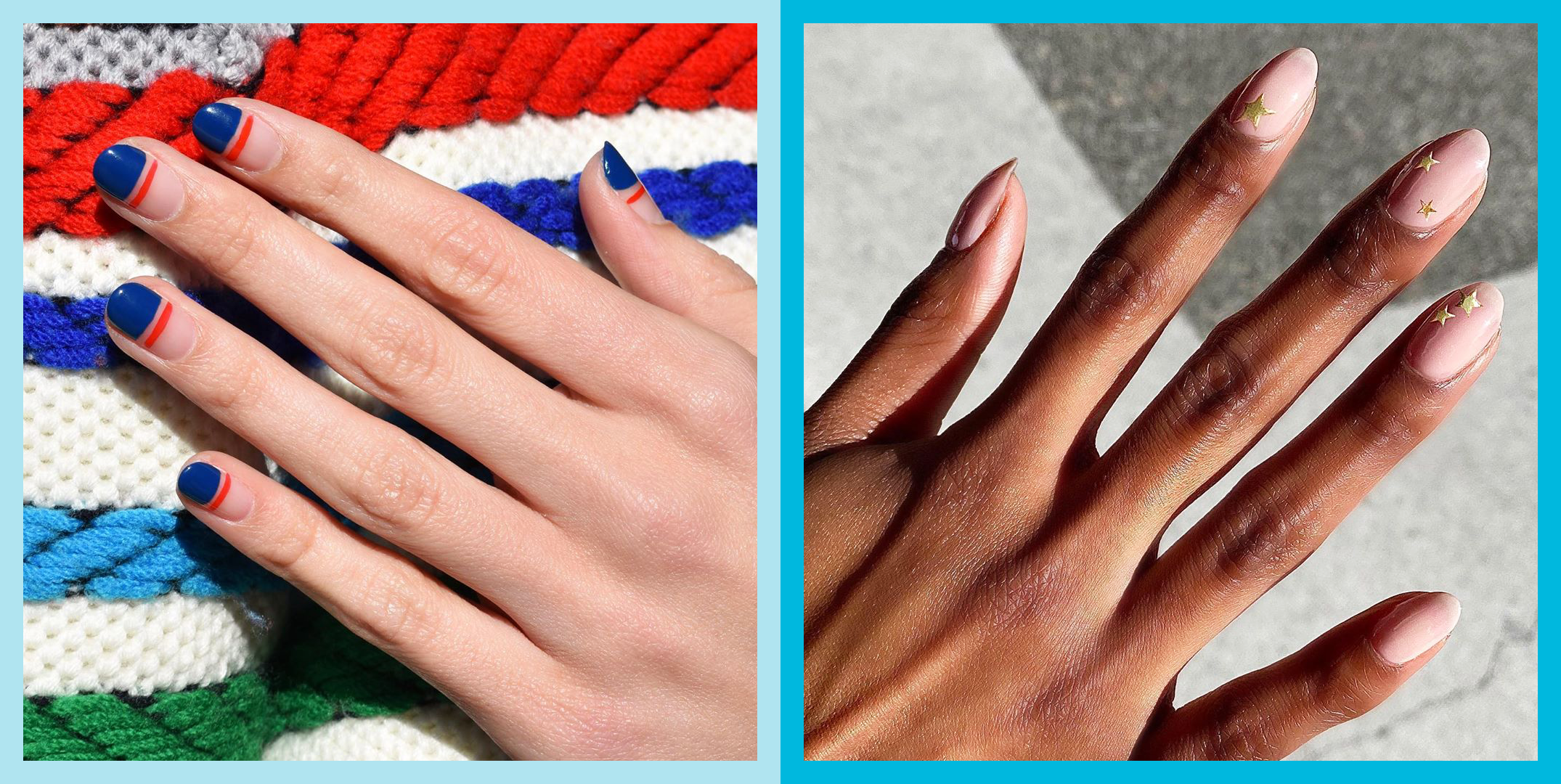 31 Ridiculously Cute 4th of July Nails to Wear (Even If You're Staying Home)