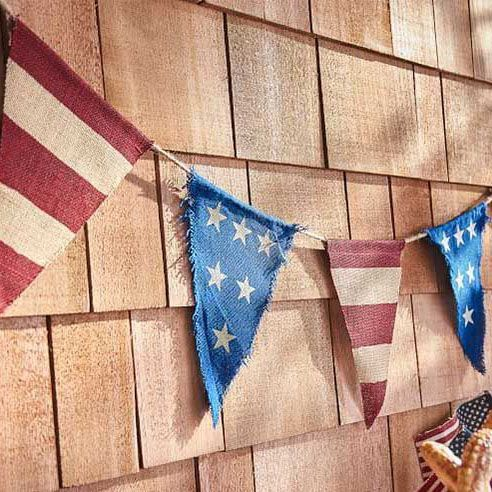 29 Best 4th Of July Decorations Red White And Blue Decorating Ideas