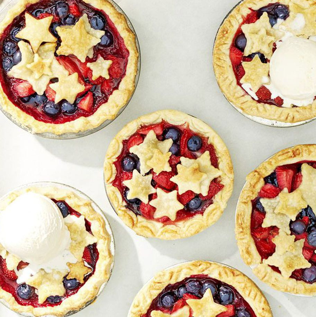 30 Easy 4th Of July Dessert Recipes Red White And Blue Fourth