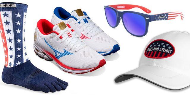 bdac321ae352c American Flag Running Gear | 4th of July Gear for Runners
